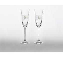 kieliszki do szampana KSD17