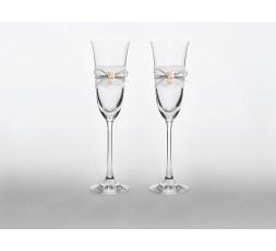kieliszki do szampana KSD18