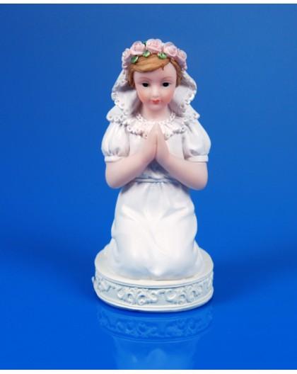 Dekoracja stołu figurka dziewczynka KFF4D