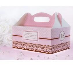 Pudełko na ciasto komunijne PUDCS6/R