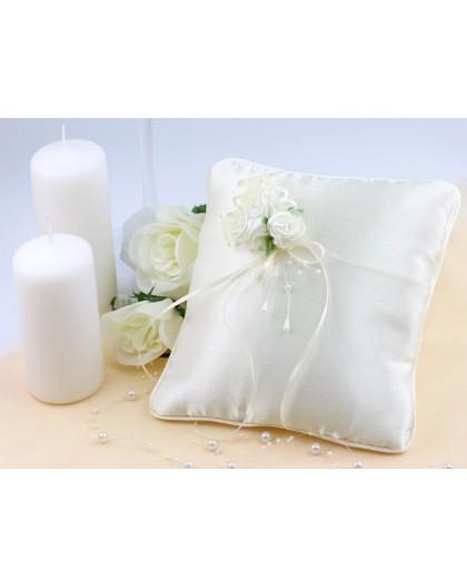 Kemowa poduszka z kwiatkami PKW-079