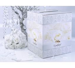 Pudełka na koperty z życzeniami PUDT2