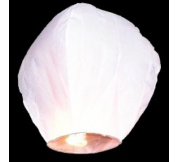 Lampion biały LAMP5-008