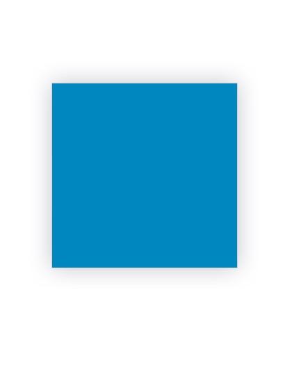 Serwetka 3 warstwowa niebieska S33-001