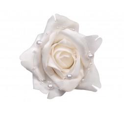 Róże z perełkami na przyssawkach 4szt KWR3-008