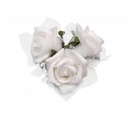 Bukieciki z róż KWR4-008