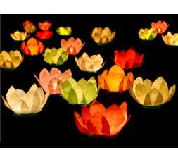 Lampiony pływające LAMPW 6szt