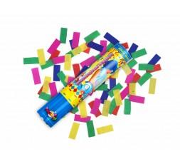 Tuba strzelająca kolorowym konfetti TUKN40