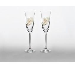 KSD19 Kieliszki do szampana