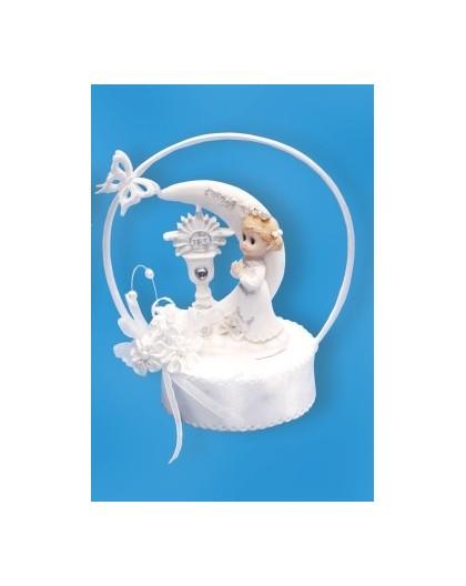 Figurka na tort dziewczynka KF16-008D