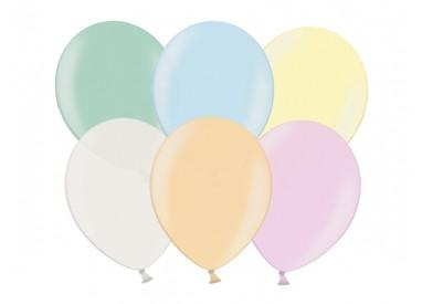 Balony Belbal pastels