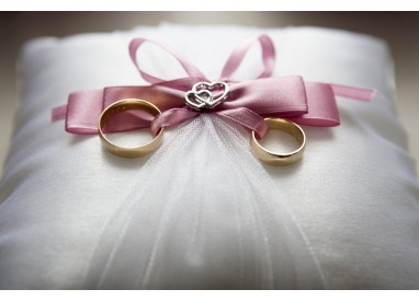 Poduszki weselne